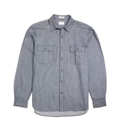 Stockwell Shirt Denim