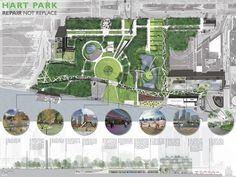 Urban plan presentaion.: