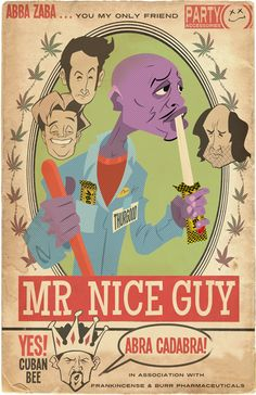 Mr. Nice Guy - Half Baked - Justin Orr