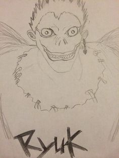 Ryuk by me