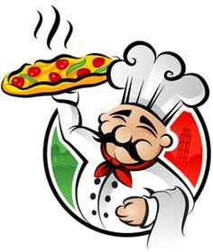 fat chef cartoon chef cartoon fat italian chef cartoon rh pinterest com  italian food clipart free