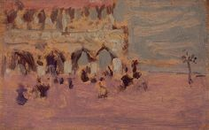 James Wilson Morrice, The Doge's Palace, Venice