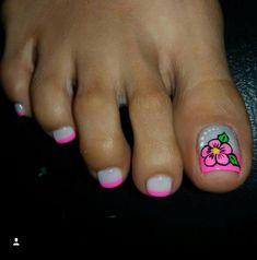 New Manicure Pedicure Combo Design 31 Ideas Gel Manicure Designs, Pedicure Colors, Manicure Y Pedicure, Toe Nail Designs, Nails Design, Red Wedding Nails, Wedding Pedicure, Glitter French Manicure, French Pedicure
