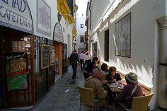 Barrio Santa Cruz, Sevilla