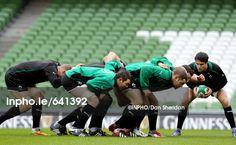 The Ireland Scrum 9/11/2012