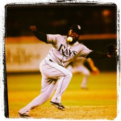 Welcome Back Rodney: 2012 MLB Comeback Player of the Year & 2012 MLB Delivery Man of the Year