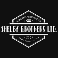 Peaky Blinders - Shelby Brothers - White Clean