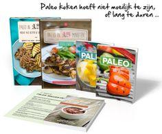 Paleo maaltijd in 15 minuten
