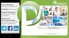 We are on Google+ too! https://plus.google.com/110750299941732668661/posts  Denteez. Making Dentistry Easier www.denteez.com