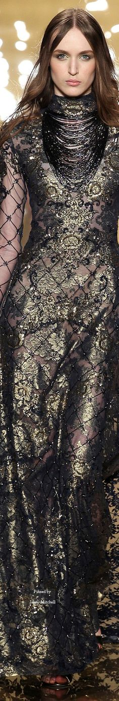Reem Acra Collections Fall Winter 2015-16 collection