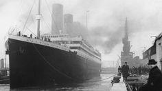 Wallpaper, Titanic