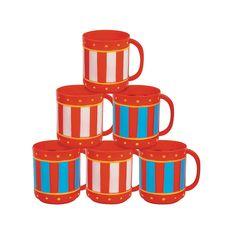 Big+Top+Mugs+-+OrientalTrading.com $10/dozen