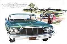 1960 De Soto Fireflite 2-door hardtop