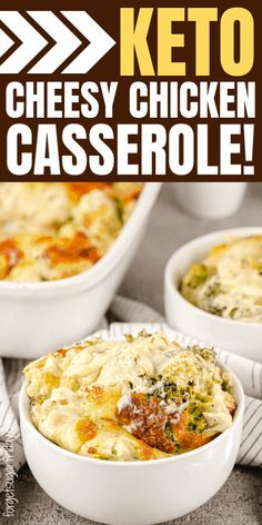 If cheese is your love language, you are going to love this cheesy Keto Chicken Broccoli Casserole! It is bursting with cheesy goodness and wonderfully flavorful chicken and broccoli. This easy keto… Low Carb Dinner Recipes, Keto Dinner, Keto Recipes, Ketogenic Recipes, Dessert Recipes, Lunch Recipes, Kraft Recipes, Protein Recipes, Breakfast Recipes