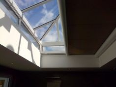 1000 Images About Electric Blinds For Roof Lanterns