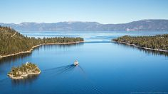 Emerald Bay. / http://www.sleeptahoe.com/emerald-bay-78/