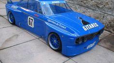 BMW Gitannes | BMW CSL hommage Alain Peltier (B) Team La Précision Liégoise ...