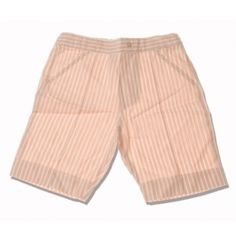 NaturaPura Ριγέ Βερμουδάκι Striped Fabrics, Trousers, Pants, Trunks, Swimming, Leggings, Shorts, Swimwear, Fashion
