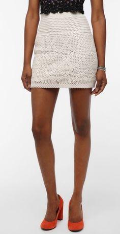 linda falda con graficos incluidos crochet crochet/tricot just inspiration... more: http://pinterest.com/gigibrazil/crochet-and-knitting-lovers/