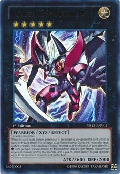 Yu-Gi-Oh! - Number C39: Utopia Ray V (YS13-ENV01) - Super Starter Power-Up Pack - 1st Edition - Ultra Rare