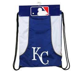 MLB Kansas City Royals Axis Backsack by Concept 1. $14.10. This backsack is a lightweight and durable bag, convenient to take along for different activities and carry your gear while sporting your favorite team.. Save 65% Off!