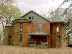 Old Empty House- Greenwood
