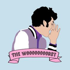 my fav phone case - Check out this awesome 'Parks+and+Rec+Jean+Ralphio' design on @TeePublic!