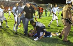 Portal Esporte São José do Sabugi: SÉRIE D: Londrina x Brasil-RS tem briga, goleiro a...
