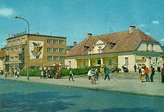 Archiwum Państwowe (Zbrojownia - Cekhauz), Białystok - 1977 rok, stare zdjęcia