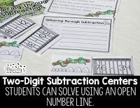 Addition and Subtraction Strategies FREEBIE!