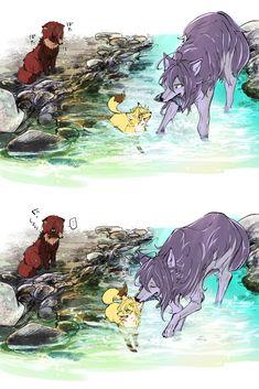 Twitter Cartoon Kunst, Cartoon Art, Anime Crying, Beautiful Dark Art, Otaku, Anime Wolf, Rap Battle, Detroit Become Human, Lone Wolf