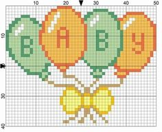 Baby Cross Stitch For Kids, Cross Stitch Cards, Cross Stitch Baby, Cross Stitching, Cross Stitch Emb Baby Cross Stitch Patterns, Cross Stitch For Kids, Cross Stitch Cards, Cross Stitch Baby, Cross Stitch Designs, Cross Stitching, Cross Stitch Embroidery, Baby Quilts Easy, Baby Girl Quilts