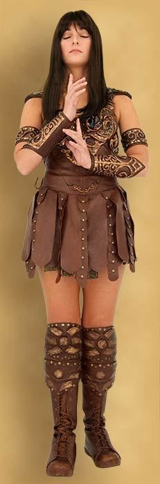 Todd's Costumes  - Xena Warrior Princess Costume, $2,229.50 (http://www.toddscostumes.com/costumes/xena-warrior-princess-costumes/xena-warrior-princess-costume/)