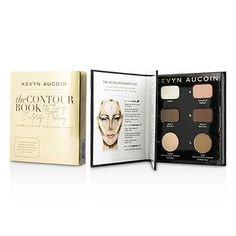 Kevyn Aucoin The Contour Book The Art of Sculpting  Defining *** For more information, visit image link.