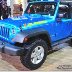 My dream Jeep!