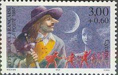 Francia 1997 - Hercule-Savinien de Cyrano de Bergerac, conocido como Cyrano de Bergerac, fue un poeta, dramaturgo y pensador francés, coetáneo de Boileau y de Molière.