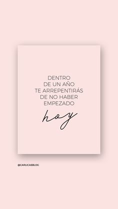 Fun Words To Say, Cool Words, Inspirational Phrases, Motivational Phrases, Spanish Phrases, Spanish Quotes, Daily Quotes, Me Quotes, Cards For Boyfriend