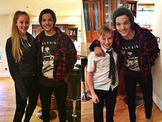 Street Team PH ♔  Louis went to visit the manager of Doncaster Rovers yesterday. Here's a pic of him at Paul Dickov's home in Cheshire with his kids.