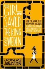 The Girl Who Saved The King Of Sweden | Jonas Jonasson