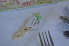 mini welsh lovespoon wedding favours