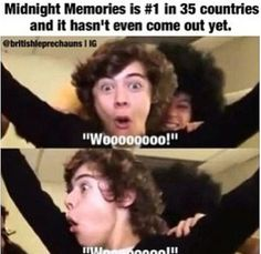 Midnight Memories. But it did come out on accident... now its awkward...