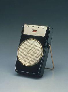 1958年 SONY TR-610