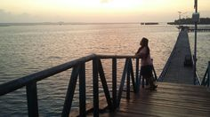 Jembatan Cinta, Pulau Tidung Indonesia
