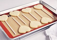 Steps to Making the Perfect Sugar Cookie (and Cookie Pop) | Sweetapolita