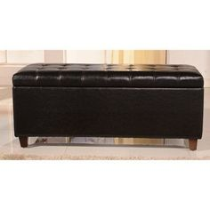 Found it at Wayfair - Classic Storage Bedroom Bench