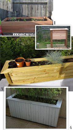 diy wooden planter | diy-planter
