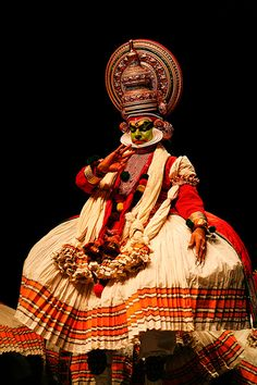 Kathakali_MG_6482.jpg | by Martin Thomas Photography