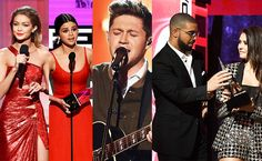 21 OMG Moments From The American Music Awards