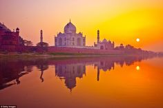 Taj mahal tour from delhi offers either one day or multi days. Book your one day delhi to taj mahal day trip packages by car at best price. Taj Mahal, Purple Sunset, Best Sunset, India Tour, Sunset Photography, India Travel, Landscape Photographers, Day Trip, Places To Travel