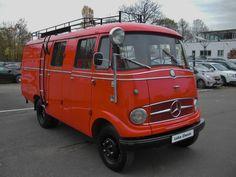 Mercedes-Benz 319 Feuerwehr L 319